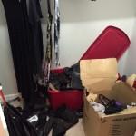 Closet 1 - Before
